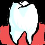 Ładne nienaganne zęby dodatkowo wspaniały uroczy uśmiech to powód do dumy.